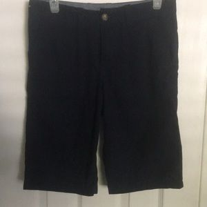 Boys uniform shorts